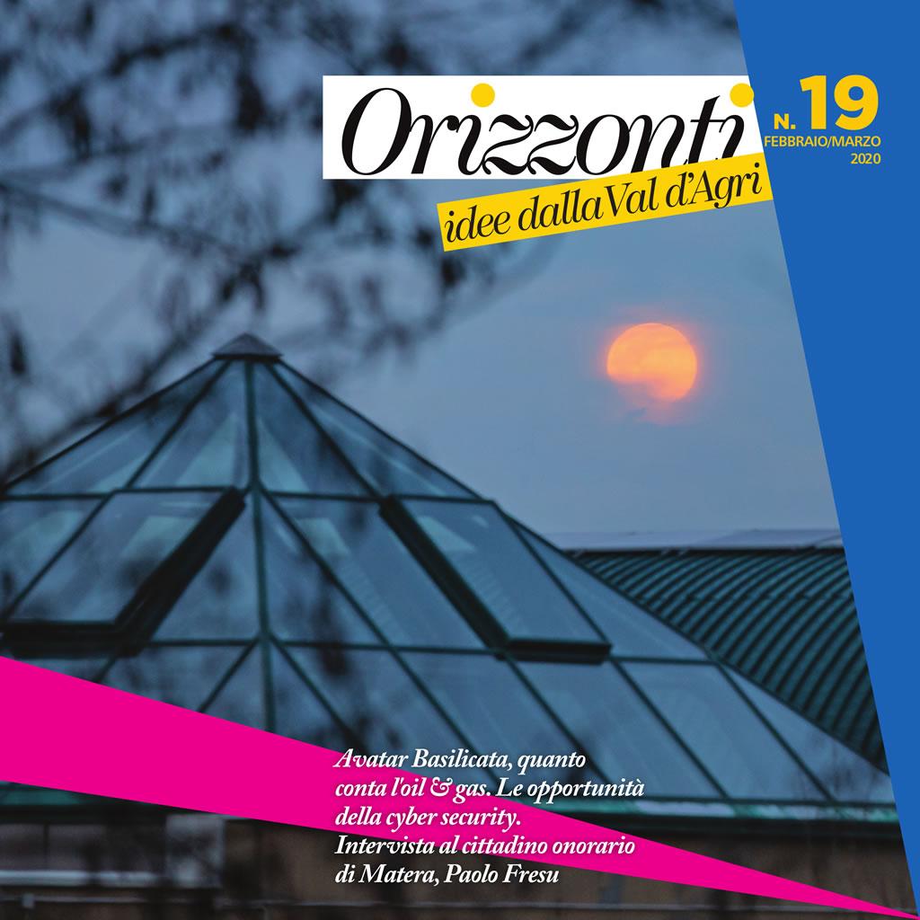 """La rivista """"Orizzonti"""" con la CFA, fa il punto sulle prossime attività."""