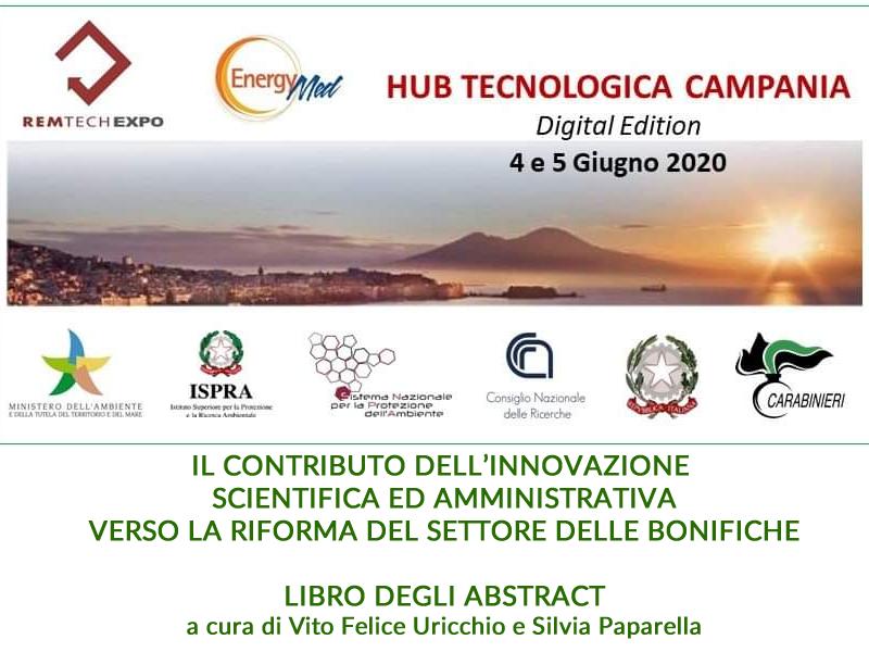 HUB Tecnologica Campania. Sessione Tecnico Scientifica